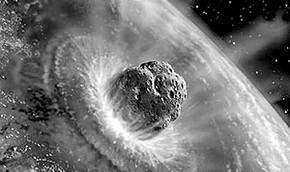 Земля может столкнуться с крупным астероидом