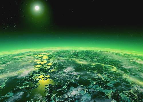 Не волнуйтесь, это просто коллаж, однако, озоновые дыры могут сделать много других бед с нашей планетой.