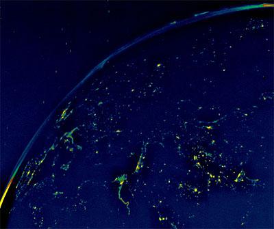 Новые фотографии Земли из космоса